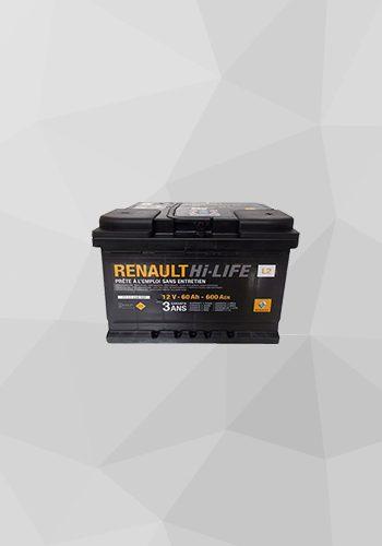 Baterii Renault